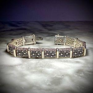 Michael Dawkins 925 Starry Night bracelet